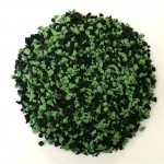 green and black poured in place rubber repair patch kit